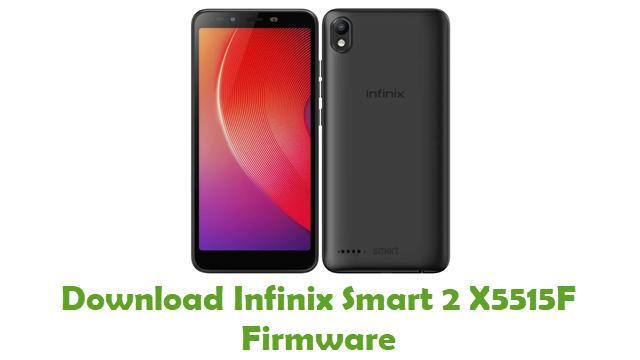 Download Infinix Smart 2 X5515F Stock ROM