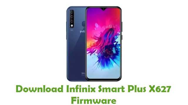 Download Infinix Smart Plus X627 Stock ROM
