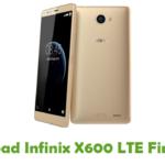 Infinix X600 LTE Firmware