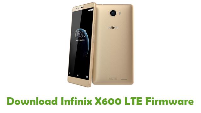 Download Infinix X600 LTE Stock ROM