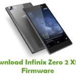 Infinix Zero 2 X552 Firmware
