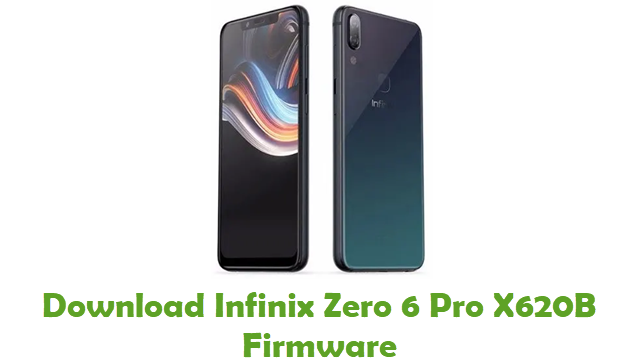 Download Infinix Zero 6 Pro X620B Stock ROM