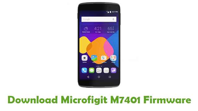 Download Microfigit M7401 Stock ROM