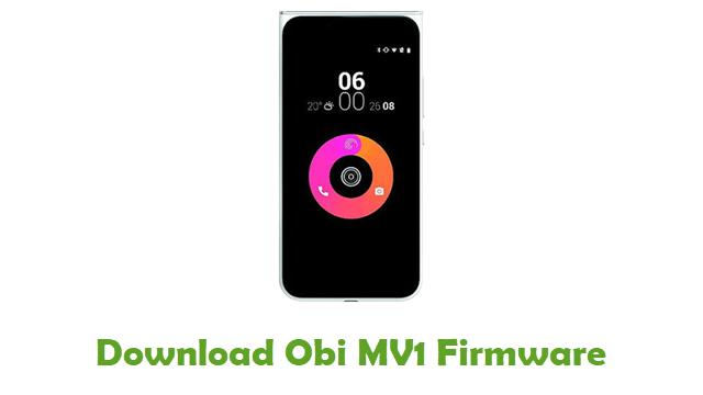 Obi MV1 Stock ROM