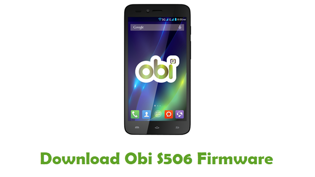 Download Obi S506 Firmware