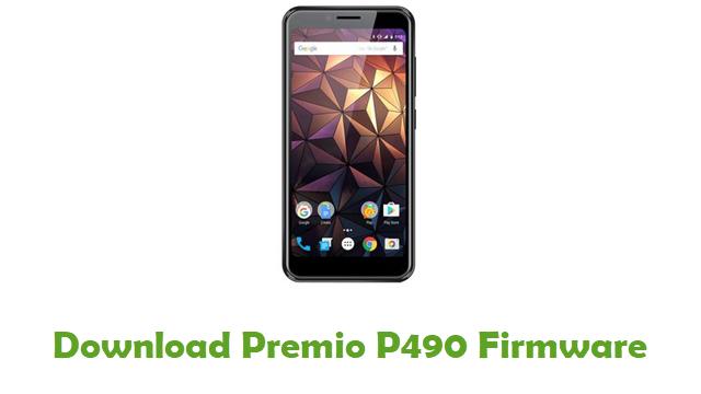 Download Premio P490 Stock ROM