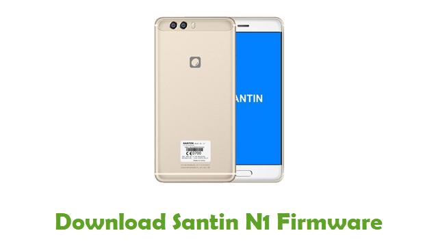 Download Santin N1 Stock ROM