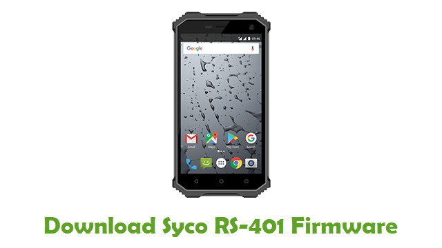 Download Syco RS-401 Stock ROM