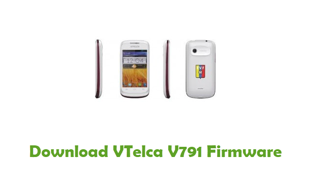 Download VTelca V791 Firmware