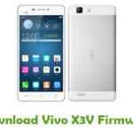 Vivo X3V Firmware