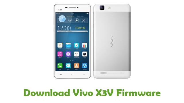 Vivo X3V Stock ROM