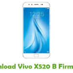 Vivo X520 B Firmware