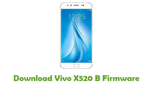 Download Vivo X520 B Stock ROM