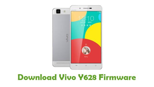 Download Vivo Y628 Stock ROM