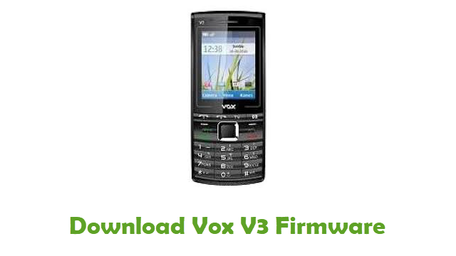 Download Vox V3 Firmware