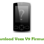 Voxx V9 Firmware