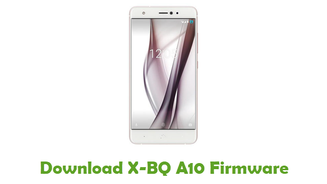 Download X-BQ A10 Stock ROM
