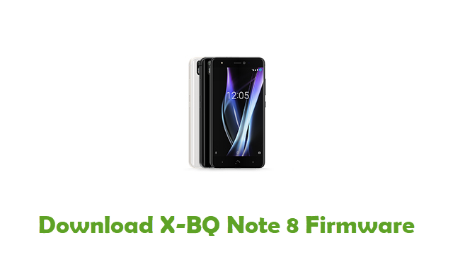 Download X-BQ Note 8 Stock ROM