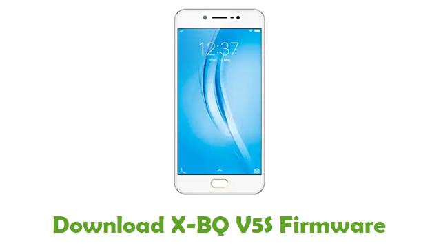 Download X-BQ V5S Firmware