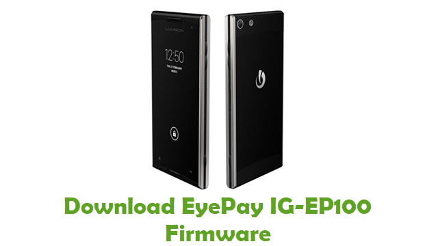 Download EyePay IG-EP100 Stock ROM