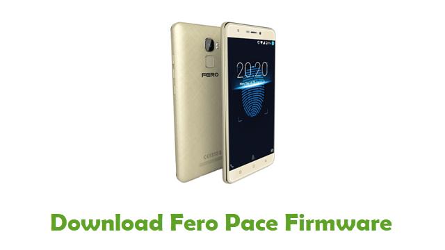 Fero Pace Stock ROM
