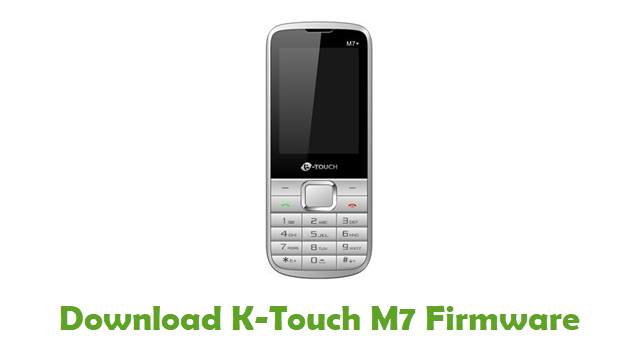 Download K-Touch M7 Stock ROM