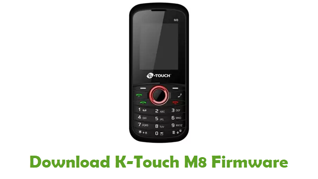 Download K-Touch M8 Stock ROM
