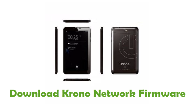 Download Krono Network Firmware