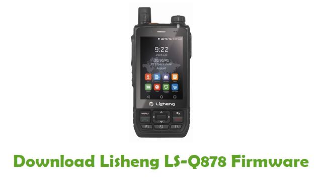 Download Lisheng LS-Q878 Firmware
