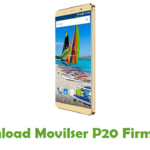 Movilser P20 Firmware