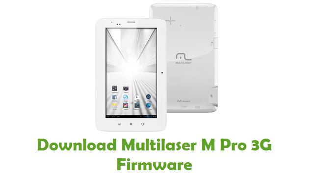 Download Multilaser M Pro 3G Stock ROM