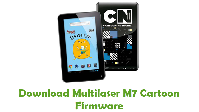 Download Multilaser M7 Cartoon Stock ROM