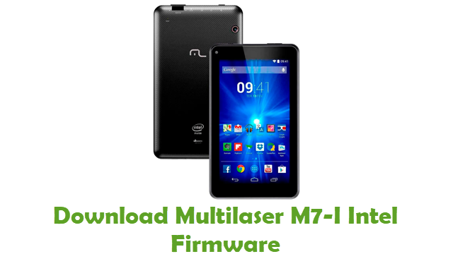 Download Multilaser M7-I Intel Stock ROM