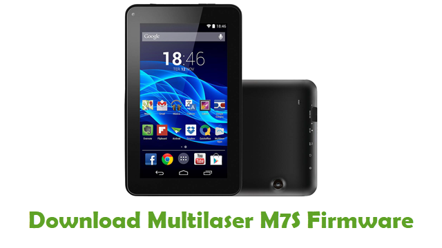 Download Multilaser M7S Stock ROM