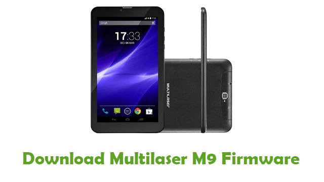 Download Multilaser M9 Stock ROM