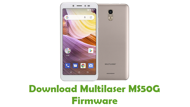 Multilaser MS50G Stock ROM