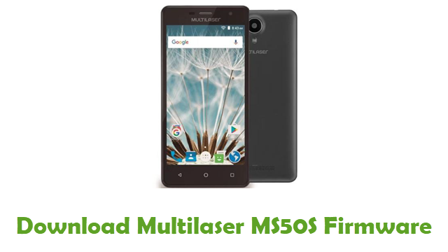 Multilaser MS50S Stock ROM