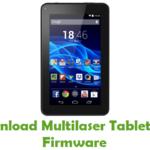 Multilaser Tablet M7S Firmware