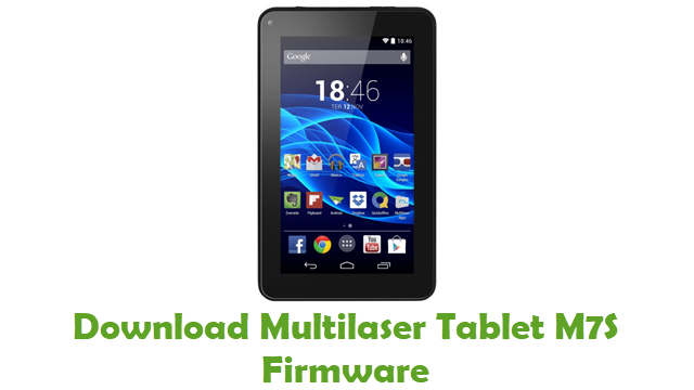 Multilaser Tablet M7S Stock ROM
