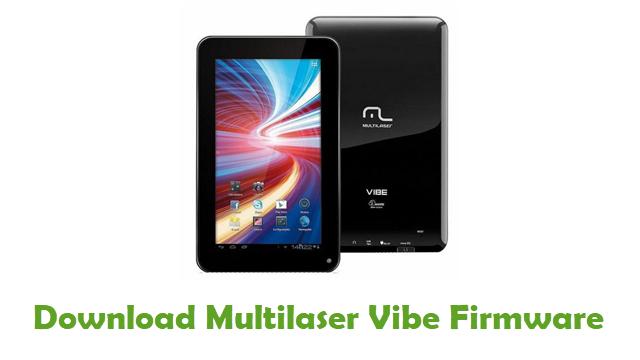Multilaser Vibe Stock ROM