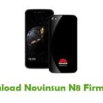 Novinsun N8 Firmware