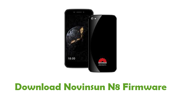 Download Novinsun N8 Stock ROM