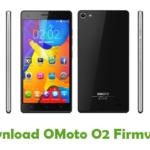 OMoto O2 Firmware