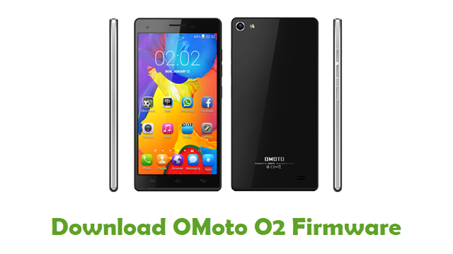 Download OMoto O2 Stock ROM