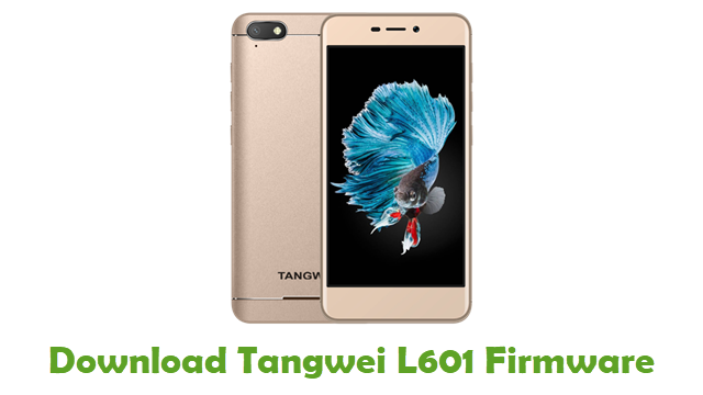 Download Tangwei L601 Stock ROM