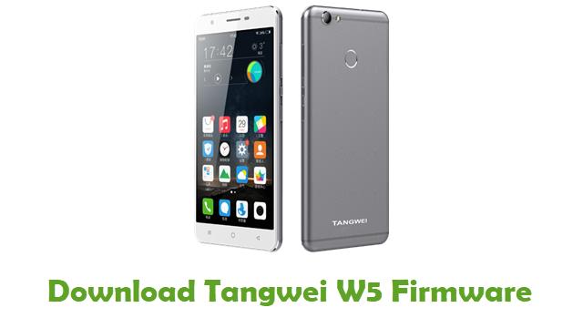 Tangwei W5 Stock ROM