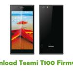 Teemi T100 Firmware