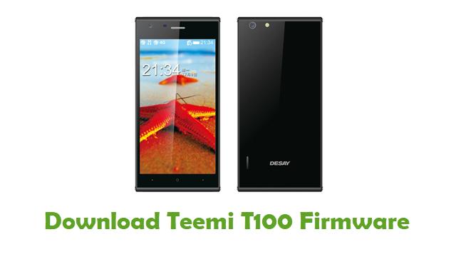 Download Teemi T100 Stock ROM