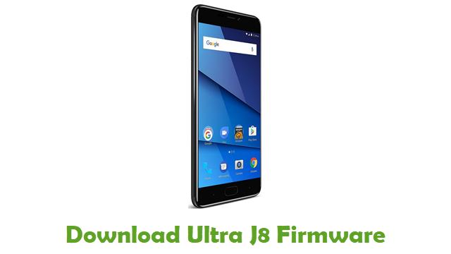 Download Ultra J8 Stock ROM