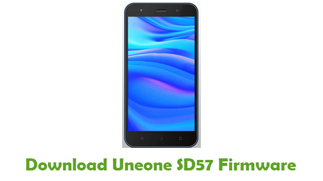 Download Uneone SD57 Stock ROM